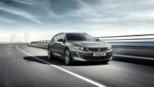 Prueba Peugeot 508 SW 2019