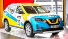 Nissan X-Trail 4x4 Fan