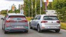 Prueba del Volkswagen ID.3