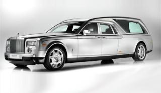 Rolls-Royce Phantom Hearse B12: un funeral cinco estrellas