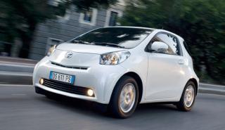Cambio automático MultiDrive para el Toyota iQ 1.33 VVT-i Dual