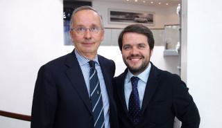 Entrevista a Walter de' Silva,  jefe de Diseño del Grupo VW