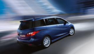 2.500 euros de descuento en el Mazda5