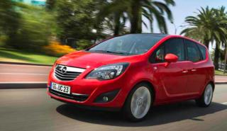 Opel Meriva, coche con menos averías
