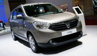 Dacia Lodgy: monovolumen barato de 7 plazas en Ginebra 2012