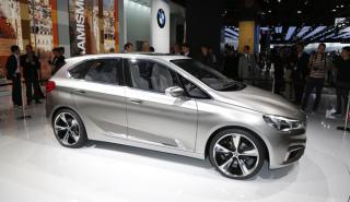 BMW lanzará 12 modelos con tracción delantera