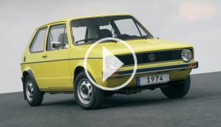 16Vampir Golf: un Golf MK1 con 1.000 CV y cambio DSG
