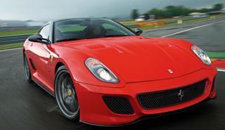 Roban el Ferrari 599 del futbolista Maxi López