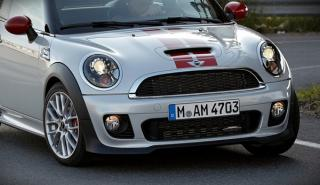 Cazado el Mini E Race Coupé: electrizantemente especial