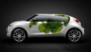 Citroën C-Cactus: eléctrico 100% y muy económico