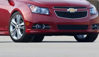 Chevrolet Cruze 2014: cazado sin camuflaje