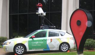 Google Street View te lleva al Pagani Modenese Atelier