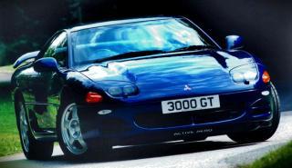El próximo Mitsubishi EVO podría hacer renacer el 3000GT