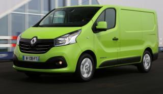 Nueva Renault Trafic: nuevos motores e imagen