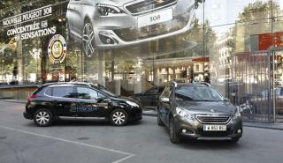Peugeot 2008 Hybrid Air: ¡se mueve con aire comprimido!