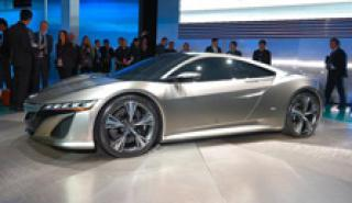 Salón del automóvil de Detroit 2012