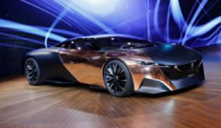 Salón del automóvil de París 2012