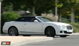 Gareth Bale acude a entrenar a bordo de su Bentley de 635CV