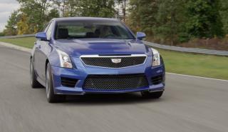 Cadillac ATS-V 2016: sedán y coupé con 460 CV.