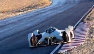 Desvelado el Chevrolet Chaparral 2X Vision Gran Turismo