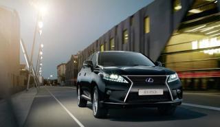 Así es el Lexus RX 2016: primeras fotos espía
