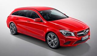 Comienza la producción del Mercedes CLA Shooting Brake