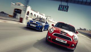Nuevo Mini Coupé 2015: en la recta final