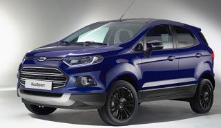 Ford EcoSport 2015: su 'restyling' se presenta en Ginebra