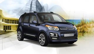 El Citroën C3 Picasso recibe motores turbo de gasolina