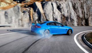 Así podría ser el Jaguar XFR-S 2016