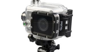 Rollei Actioncam 7S wifi: no pierdas detalle en tu moto
