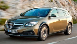 Opel se va a cargar el Insignia Country Tourer