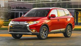 Mitsubishi Outlander PHEV 2016: cazado el facelift