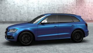 Audi SQ5 Competition: ahora todavía más potente y deportivo