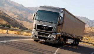 Los camiones, desviados a los peajes