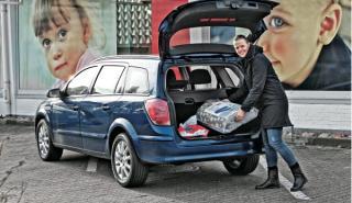 Segunda mano: Opel Astra H SW, práctico por 6.000 euros