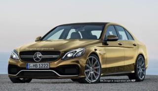 Así podría ser el nuevo Mercedes-AMG E63 S 2016