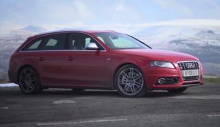 Chris Harris vende su Audi S4 Avant, ¿cuál será el próximo?