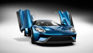 ¿Quieres un Ford GT 2017? Prepárate a sudar...