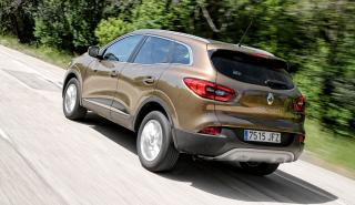 Trasera Renault Kadjar