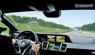 Continental convierte los espejos retrovisores en cámaras