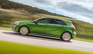 Parecidos razonables: ¿Mercedes Clase A o Infiniti Q30?