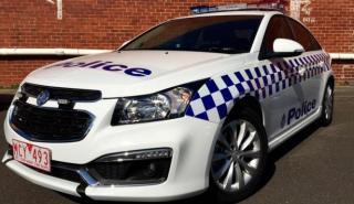 Nuevos Chevrolet Cruze para la Policía australiana