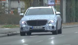 El posible Mercedes-Maybach Clase E, ahora cazado en vídeo