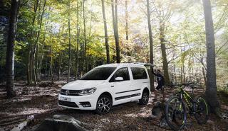 Volkswagen Caddy Outdoor 2016, para el ocio y el negocio