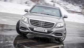 Probamos el Mercedes S 600 Maybach Guard de Angela Merkel