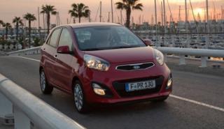 Los 5 mejores coches nuevos por 6.000 euros