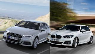 ¿Cuál es mejor, Audi A3 2016 o BMW Serie 1?