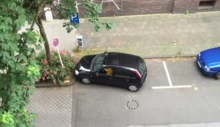 Vídeo: Qué difícil es aparcar para algunos...