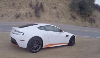 Vídeo: Probando el Aston Martin V12 Vantage S